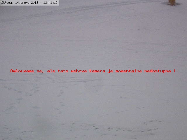 Webcam Skigebiet Velka Upa cam 6 - Riesengebirge