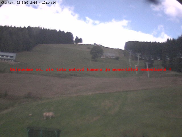 Webcam Skigebied Velka Upa cam 7 - Reuzengebergte