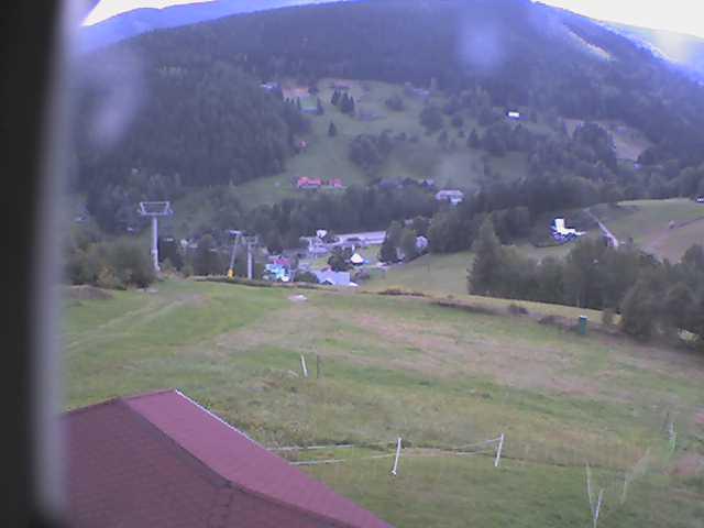 Webcam Skigebied Velka Upa cam 4 - Reuzengebergte